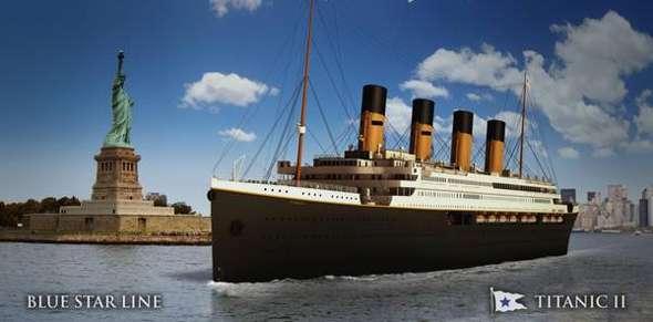 Il Titanic torna a navigare