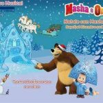 Mostra d'Oltremare. Natale con Masha e Orso, il musical per i piccini
