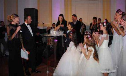 Spose e bellezza in passerella a Villa Campolieto grazie all'evento promosso da Mikela C.