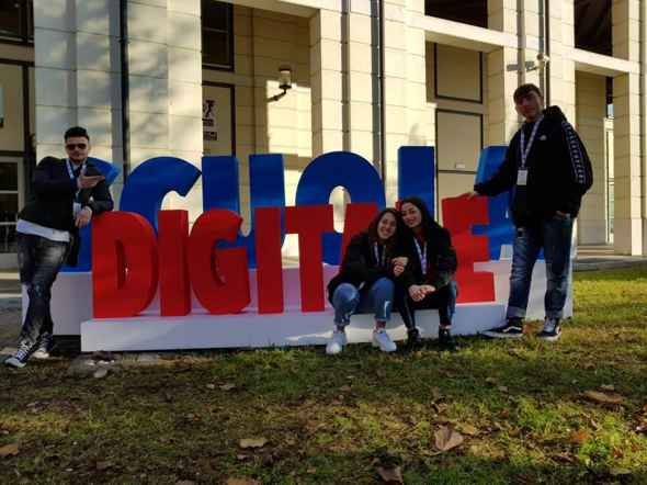 Forest Hack, studenti torresi distinti nel contest