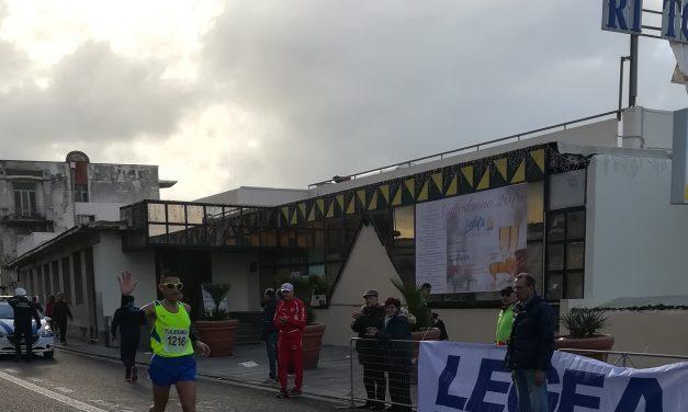 Runners Christmas, festa dell'atletica a Torre del Greco nella gara sulla distanza di 10 km