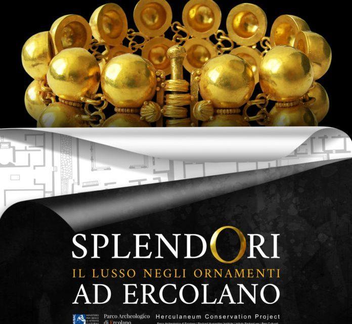 Scavi di Ercolano: SplendOri. Il lusso negli ornamenti