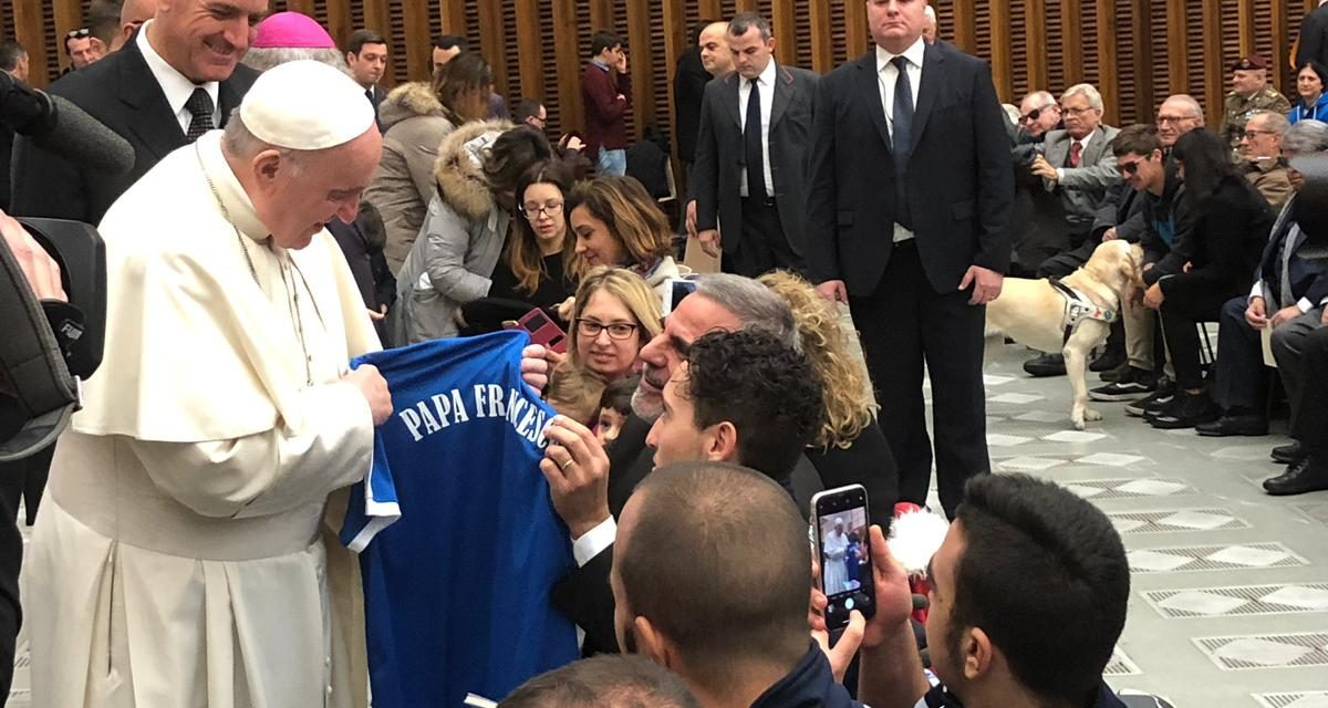 FISPES e Athletica Vaticana insieme per l'Atletica paralimpica