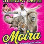 Il circo di Moira Orfei a Napoli a Natale e Capodanno