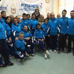Atletica Paralimpica Campana in raduno a Cava de' Tirreni
