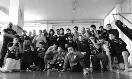 MMA, il team Balzano protagonista all'INVICTUS ARENA di Roma