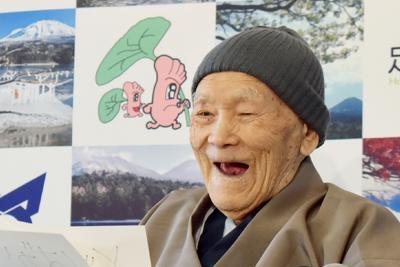 E' morto a 113 anni l'uomo più anziano al mondo