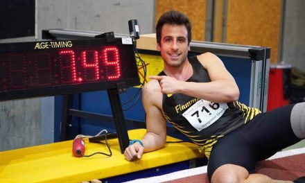 Atletica paralimpica: Manigrasso doppio record indoor a Magglingen