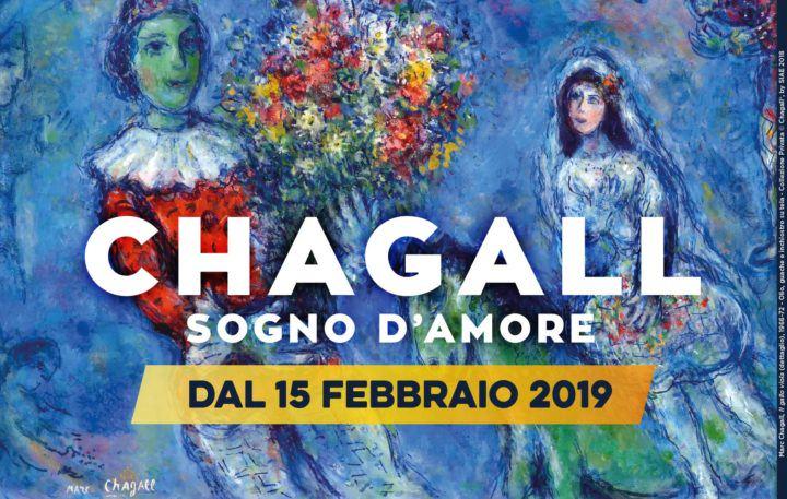 Chagall, sogno d'amore