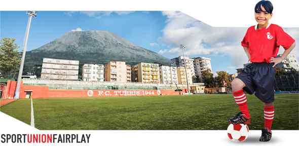 Vesuvio Cup, già 50 squadre iscritte. Tutto il calcio giovanile sarà a Torre del Greco