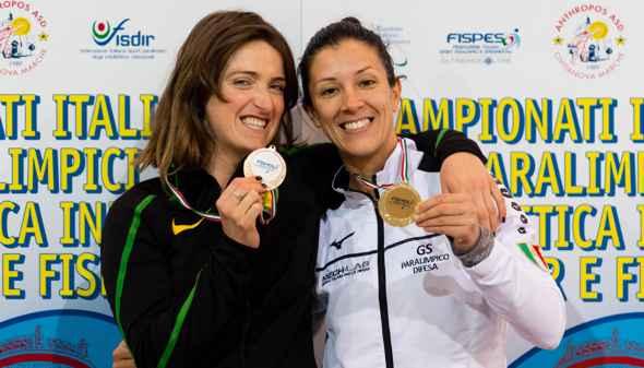 Atletica paralimpica, Grosseto: gli Azzurri pronti alla sfida del Grand Prix