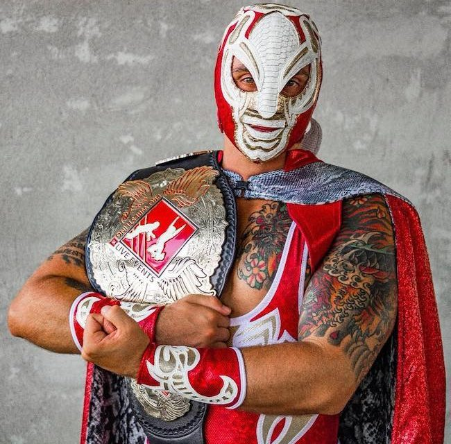"""A San Giorgio a Cremano il 21 dicembre tornano """"I Miti del Wrestling"""", con l'assegnazione della cintura di campione dell'Unione Europea"""