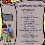 """L'I.C.S. Statale Giampietro-Romano apre le porte a """"La Settimana del Libro"""""""