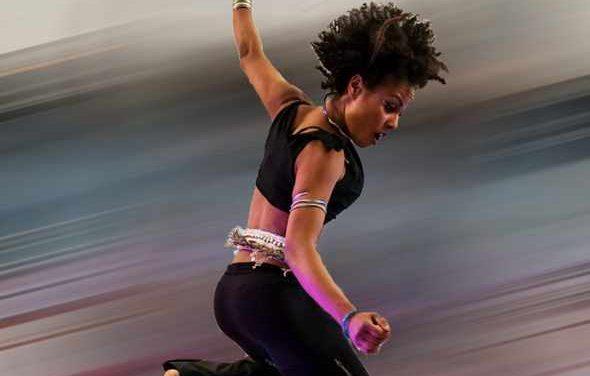 La Danza Africana domina la scena dell'ultimo Workshop