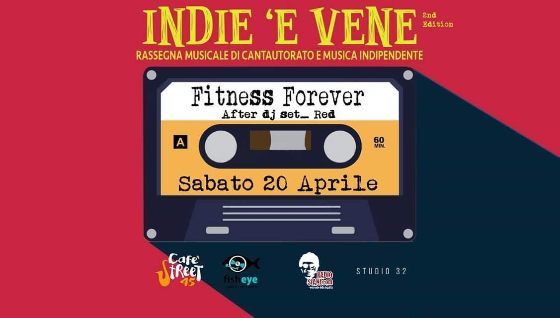 I Fitness Forever a Torre del Greco per il sesto appuntamento della rassegna Indie 'e Vene