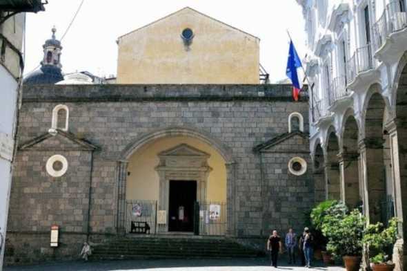 Appuntamenti: Sant'Anna dei Lombardi e la cripta degli Abati, Canova e l'antico, Napoli greco-romana negli scavi di San Lorenzo Maggiore, Complesso di San Nicola da Tolentino