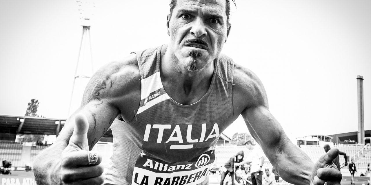 Atletica paralimpica: La Barbera-super 7,20 ventoso nel lungo, tre record italiani ai Societari regionali