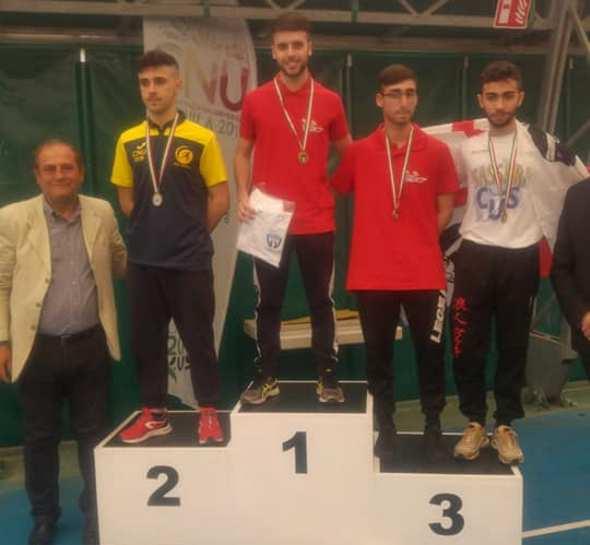 Karate, il torrese Izzo Costabile è campione italiano universitario
