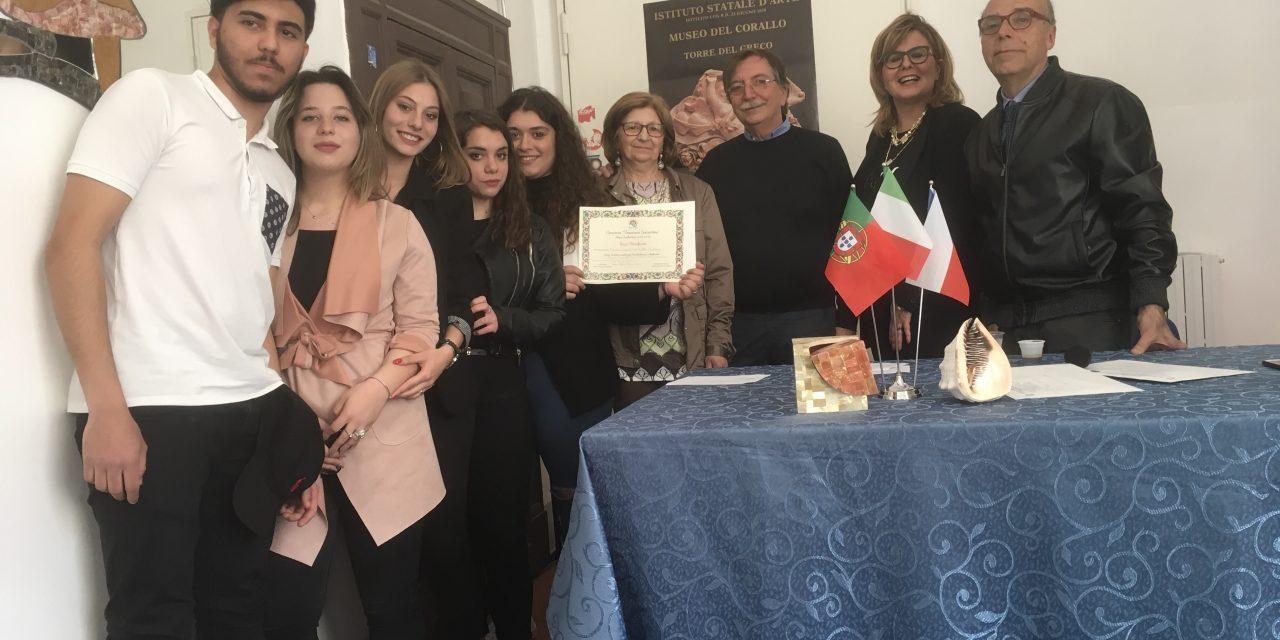 """Al """"Degni"""" si è svolto il Premio Sorrentino"""