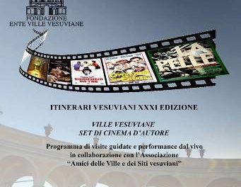 """Parte alla grande la 31esima edizione di """"Itinerari Vesuviani"""""""