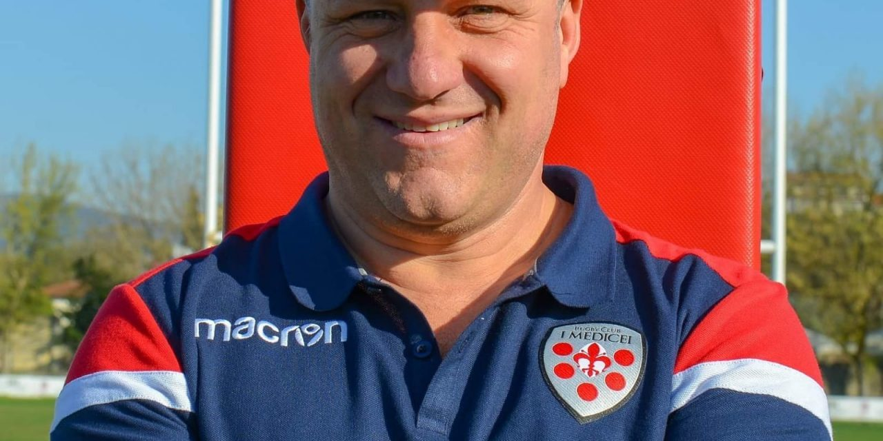 Finale U18 di rugby: Petrarca rugby vs i Medicei, del coach torrese Sorrentino