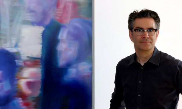 """""""Visione offuscata"""" del pittore tedesco Christian Dworak"""