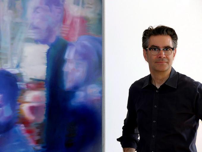 """""""Visione offuscata"""" del pittore tedesco Christian Dworak 🗓"""