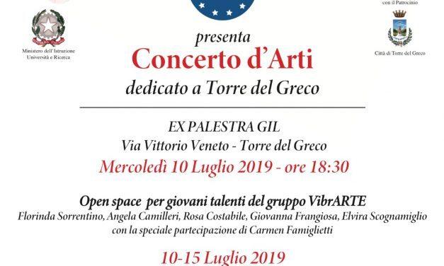 """""""Concerto d'Arti"""", l'evento dedicato a Torre del Greco"""
