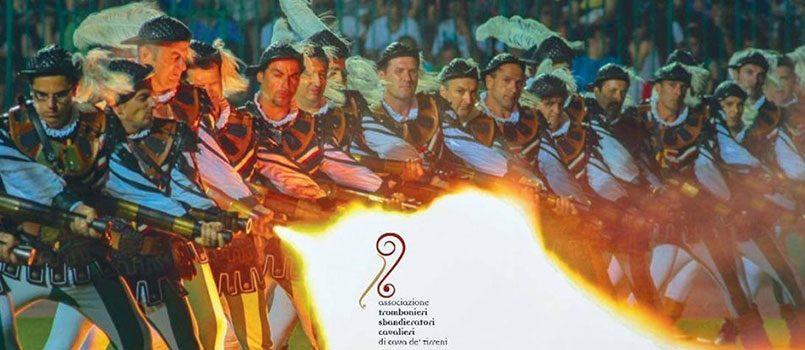 Cava de' Tirreni celebra la Disfida dei Trombonieri