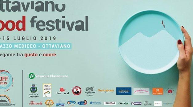 Al via l'Ottaviano Food Festival