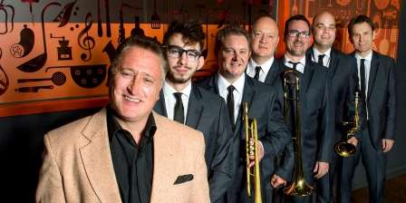 Ray Gelato and The Giants al Festival delle Ville Vesuviane