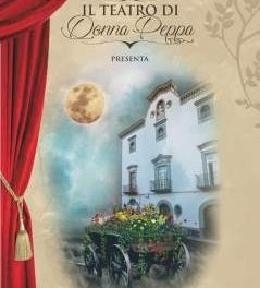 Il Teatro di Donna Peppa a Villa San Gennariello