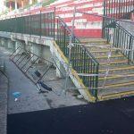 Lavori stadio Liguori fermi al palo: politica, dirigenza Turris e tifoseria denunciano