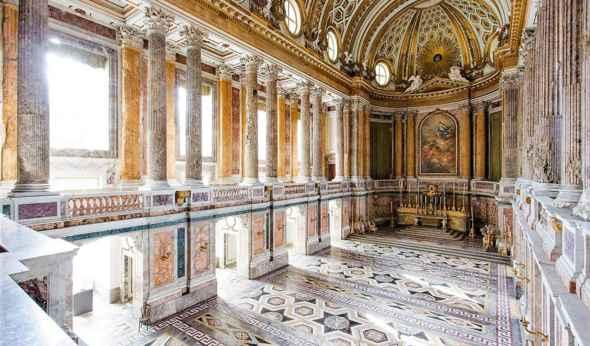 Reggia di Caserta, Autunno Musicale 2019 XXV edizione 🗓