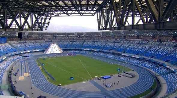 Napoli-Sassuolo: record al San Paolo!