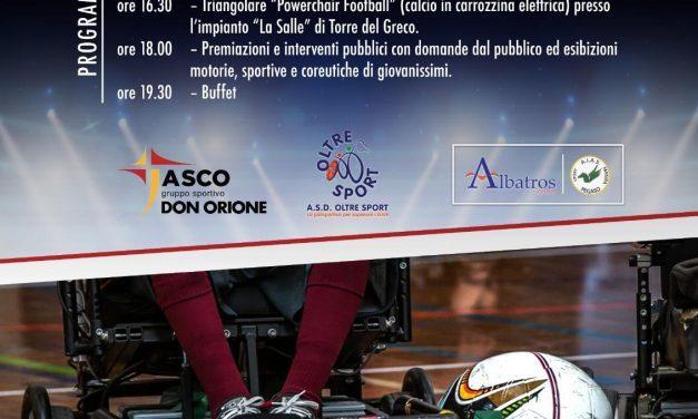 """Sport e sociale, Domani c'è """"Testimonianze 7.ma Edizione"""""""