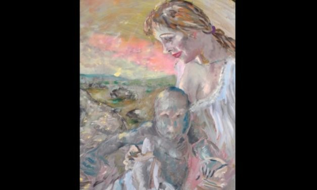Successo di pubblico per la personale del pittore torrese Cristoforo Russo