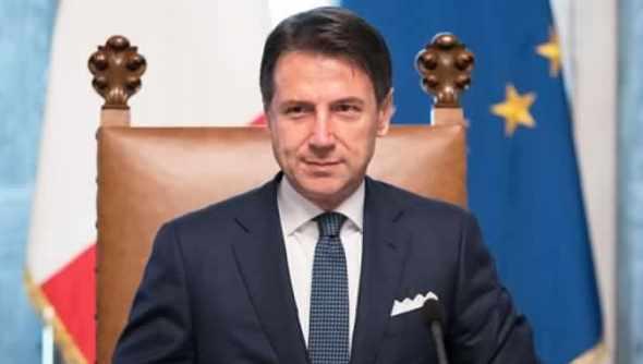 Il Presidente del Consiglio dei Ministri, professor Giuseppe Conte, a Vallo della Lucania (SA)