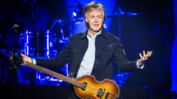 Paul McCartney a Napoli, fan in fibrillazione 🗓