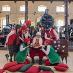 Portici, L'incanto di elfi e magici incantesimi ai mercatini di Natale di Pietrarsa