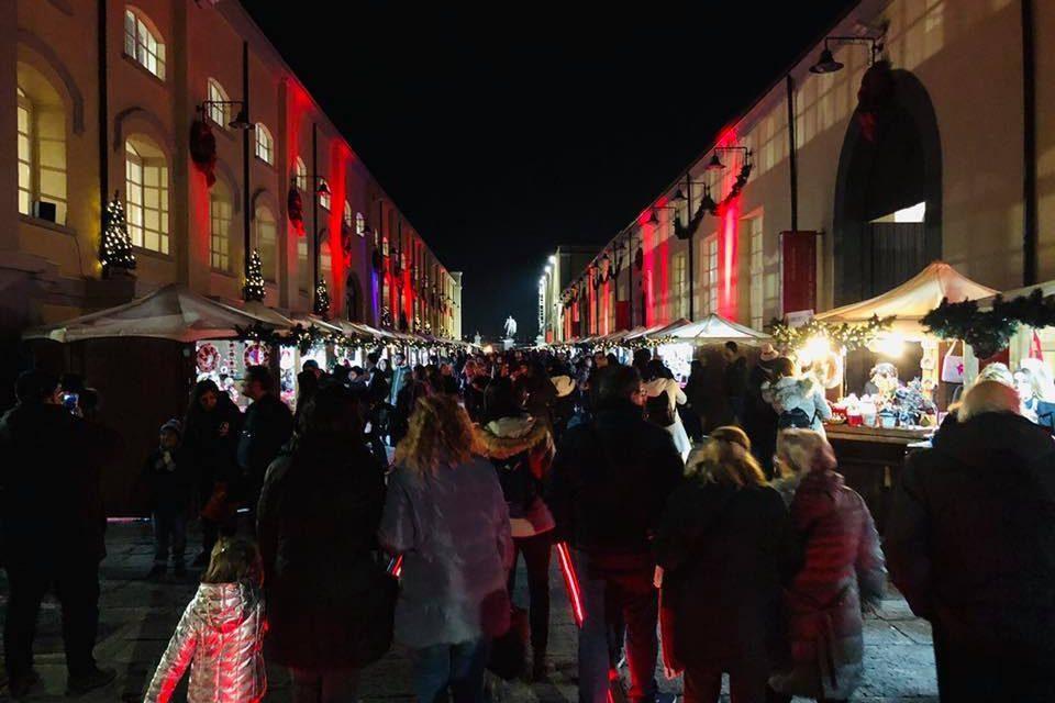 Dai binari di Pietrarsa la seconda edizione dei Mercatini di Natale a Portici: ecco il programma 🗓