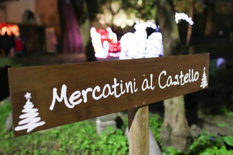Mercatini al Castello, ad Ottaviano torna la magia del Natale 🗓