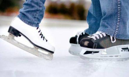 Pista di pattinaggio su ghiaccio al Vulcano Buono: orari e prezzi B 🗓