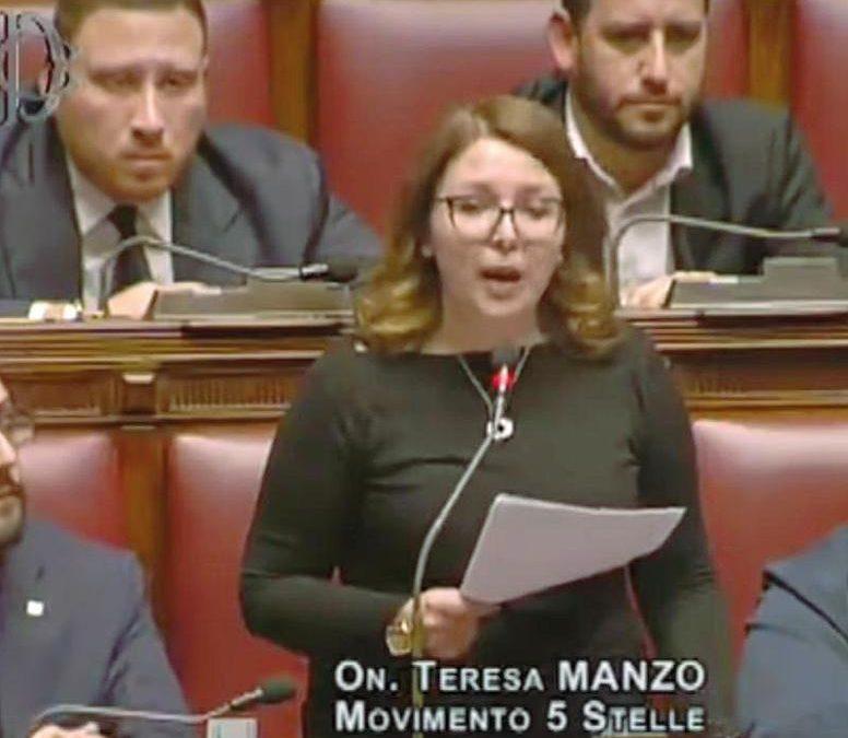 """M5S, Manzo: """"Cassa integrazione straordinaria e mobilità in deroga per le aree di crisi complesse Campane"""""""
