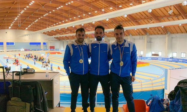 Campionati italiani Atletica paralimpica indoor: tre titoli italiani ed un record per l'Atletica Picardi