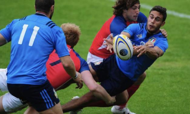 Rugby, l'Italia seven si allena a Napoli e Boscotrecase