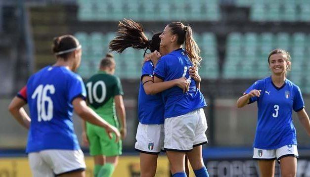 Nazionale U19 Femminile: Prove d'Europeo con la Svezia, a Torre del Greco prima amichevole del 2020