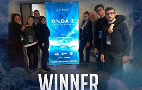 "L'istituto ""E. Pantaleo"" trionfa all'Hackathon ""Onda Z @Klimahouse 2020"""