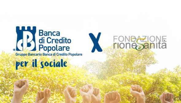 La BCP finanzia l'avvio di una Polisportiva nel Rione Sanità di Napoli