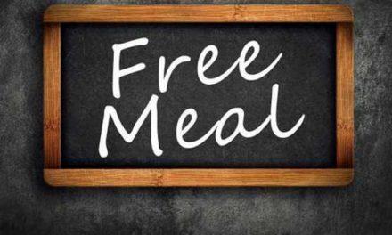 Free meal: come gestire il pasto libero